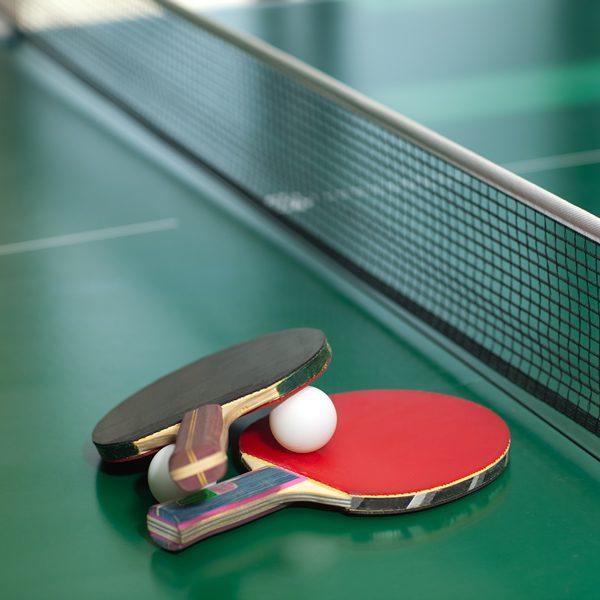 Table Tennis Tregaron Leisure Centre