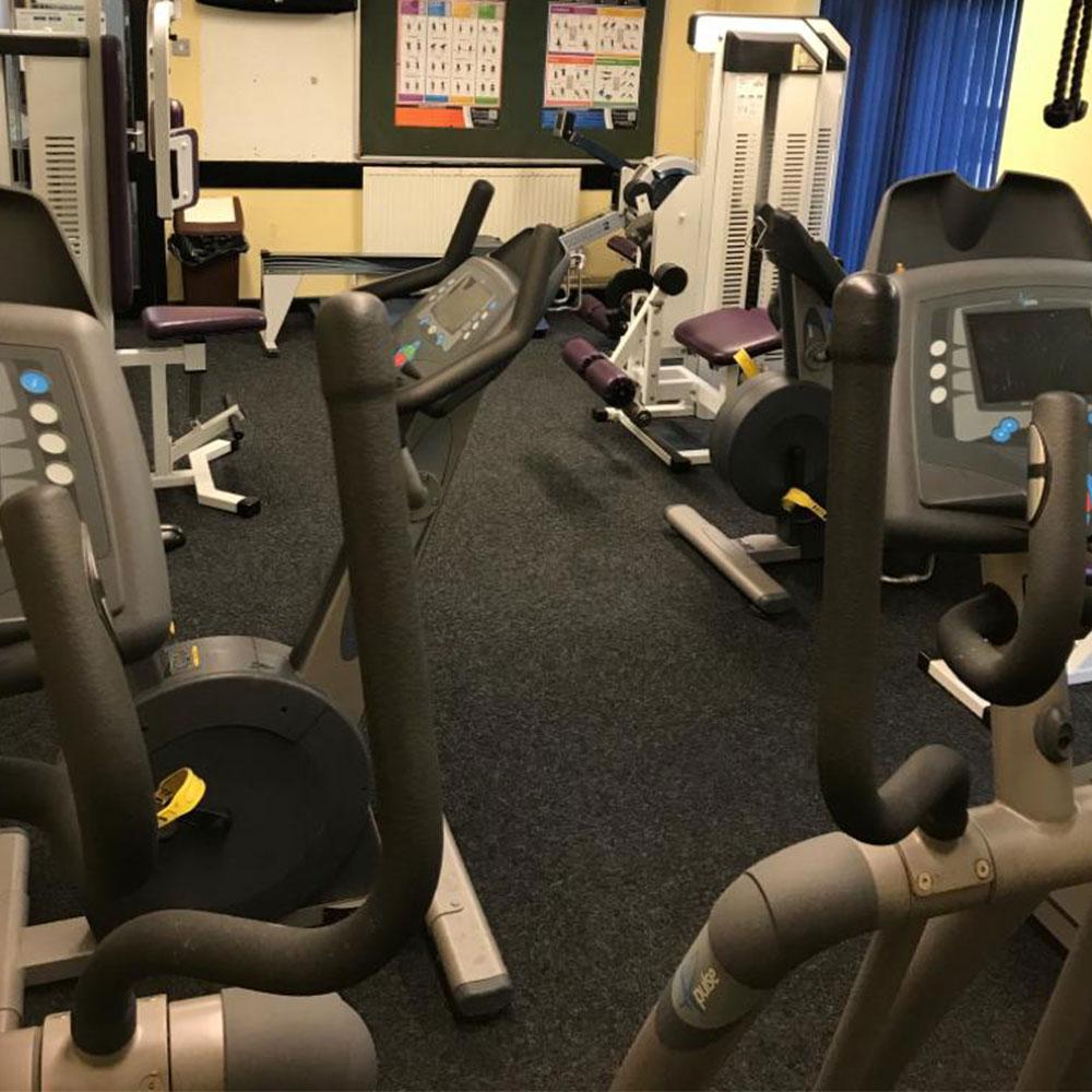 Tregaron Caron Gym sports