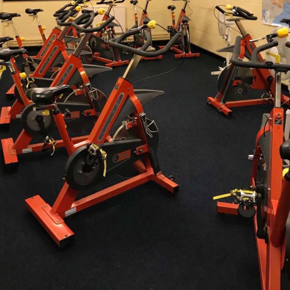 Spin Classes Tregaron leisure centre