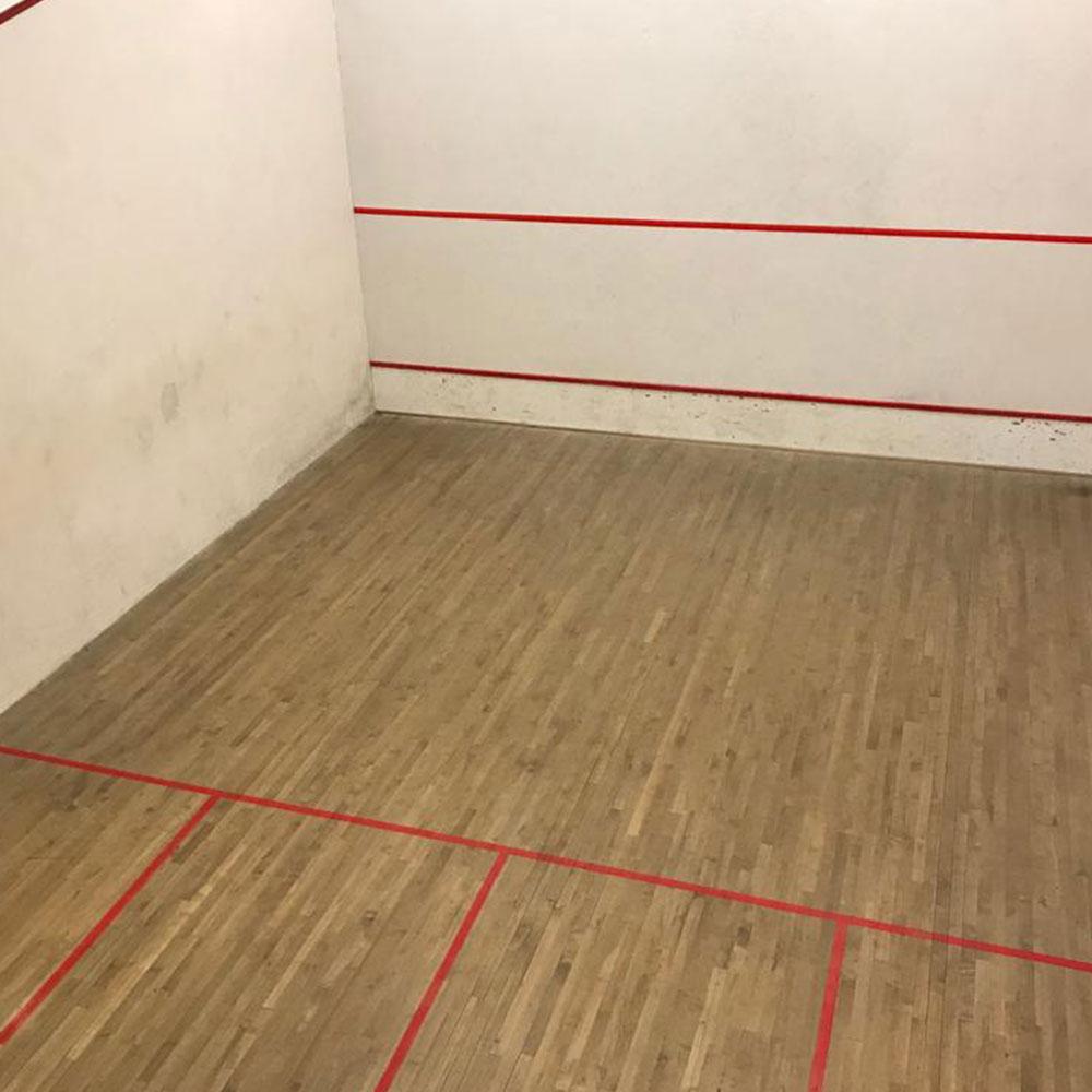 Tregaron Squash Courts in our leisure centre